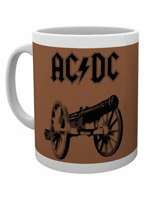 £9.95 • Buy Official Ac/dc For Those About To Rock Coffee Mug Cup New And Gift Boxed