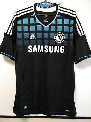 Size L Chelsea 2011-2012 Away Football Shirt Jersey • 30£