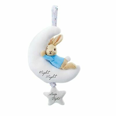 Beatrix Potter Night Night Musical Peter Rabbit Toy One Size • 33.99£