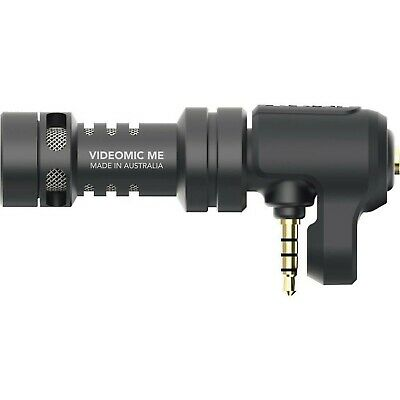 RØDE Microphones VideoMic Me Directional Microphone For Smart Phones • 78.99£