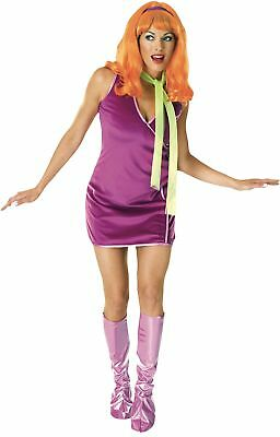 Rubie´s Scooby- Doo Tm Daphne Tm Adult One Size Fit Costume Up To Dress Size ... • 53.99£