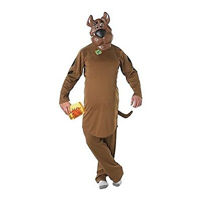 Rubie's Official Scooby Doo, Adult Costume - Standard Size • 49.99£