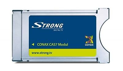 Strong CAS7 Conax CI Receiver Module With Conax Decryption For Reception Via ... • 82.99£