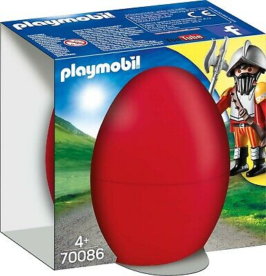 Playmobil 70086 Knight Easter Eggs With Cannon Multi-Coloured • 17.99£