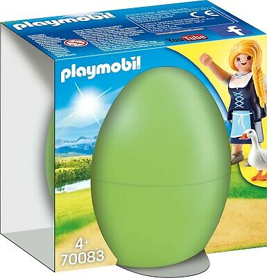 Playmobil 70083 Easter Eggs Goose Mold Colourful • 17.99£