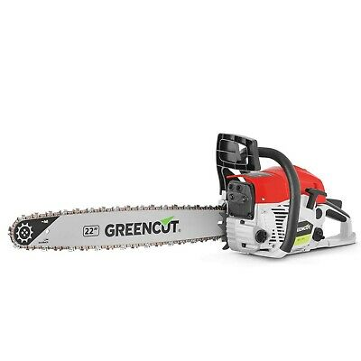 View Details Greencut GS6800 22 Chainsaw, 2868 W, Red, 62 CC • 189.99£