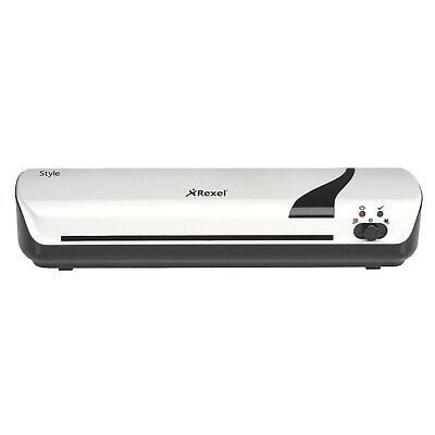 Rexel Style A4 Home And Office Laminator, White, 2104511 • 35.99£