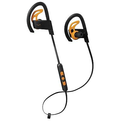 V-MODA BassFit In-Ear Wireless Sport Headphones - Black • 81.99£