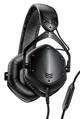 V-MODA Crossfade LP2 Over-Ear Noise-Isolating Metal Headphone - Matte Black • 244.99£