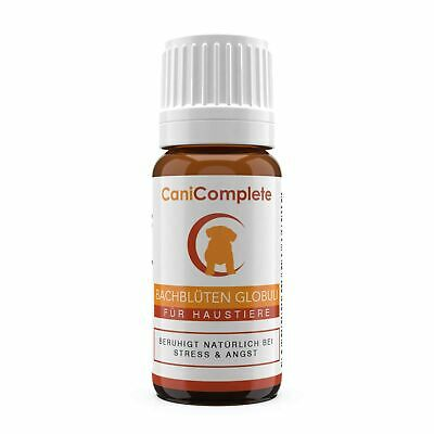 CaniComplete Calming Aid For Nervous Dogs, Cats, Bach Pet Rescue Remedy - Aga... • 32.99£