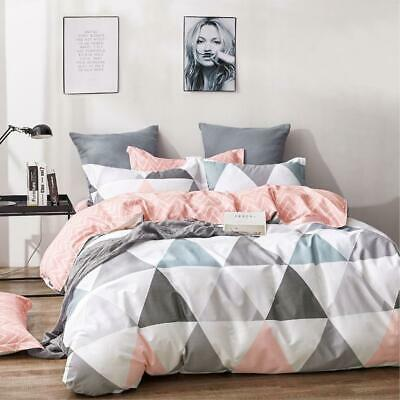AU35 • Buy Single/KS/Double/Queen/King/Super K 100% Cotton Quilt/Duvet Cover Set-Spirits