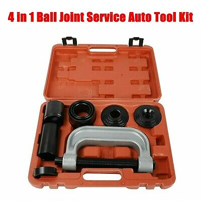 $49.95 • Buy Heavy Duty Ball Joint Press & U Joint Removal Tool Matching 2WD 4WD 4x4 Adapters