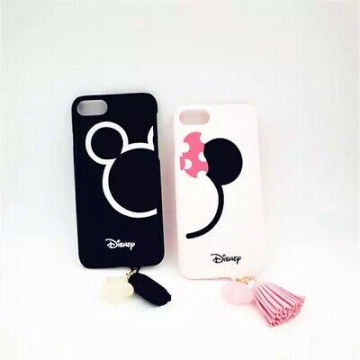 AU5.95 • Buy AU Stock Disney Mickey Minnie Mouse IPhone Case Cover For IPhone 6 6s 7 8 Plus