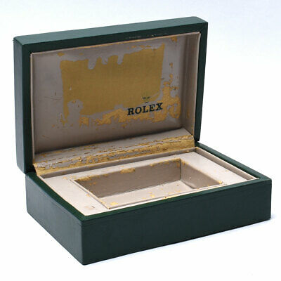 $ CDN50.31 • Buy Auth ROLEX Box For Watch Without Pillow 68.00.06 Vintage Used Ip1002