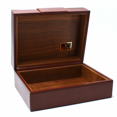$ CDN103.26 • Buy Auth ROLEX Box For Watch Without Pillow 71.00.02 Vintage Used Ip1009
