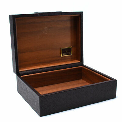 $ CDN103.26 • Buy Auth ROLEX Box For Watch Without Pillow 71.00.06 Vintage Used Ip1011