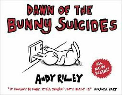 £2.90 • Buy Dawn Of The Bunny Suicides Paperback Andy Riley