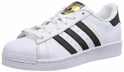 $ CDN31.94 • Buy Adidas Mens Superstar Leather Low Top, White/Core Black/White, Size 19 M US Mens