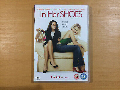 In Her Shoes DVD Starring Cameron Diaz, Toni Collette, Shirley Maclaine • 2£