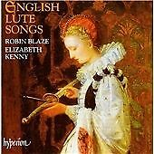 English Lute Songs/Blaze, Kenny CD (2000) Highly Rated EBay Seller Great Prices • 6.19£