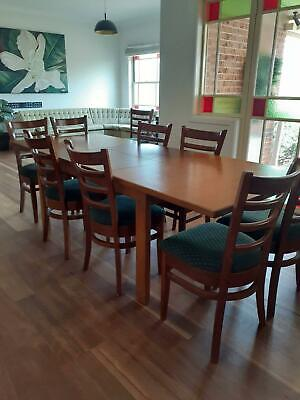 AU300 • Buy Extendable Dining Table And Chairs