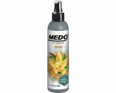 Medo Pump Spray VANILLA Air Freshener 236ml • 4.99£