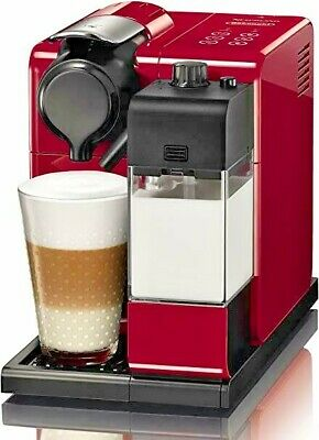 View Details Nespresso Lattissima Touch EN550.R Coffee Machine Maker RED Awesome Condition  • 50.50£