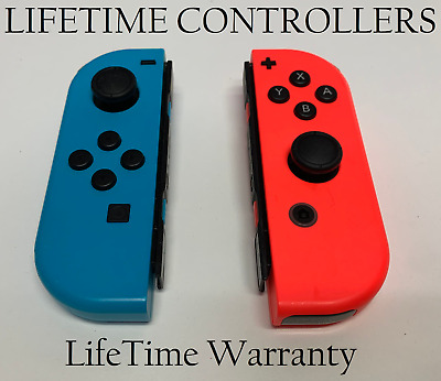 $50.99 • Buy Official Nintendo Switch Joy-Con Colors & Sides - OEM Joycon- LifeTime Warranty