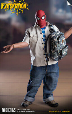 $164.99 • Buy 1/6 Spider-Man Homecoming Ned Figure USA Hot Toys Peter Parker Avengers Fat