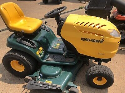 AU1500 • Buy Yardman  Ride On Mower
