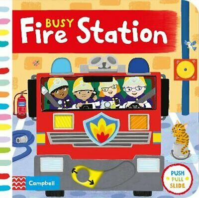 £5.89 • Buy Busy Fire Station By Campbell Books 9781529016598 | Brand New | Free UK Shipping