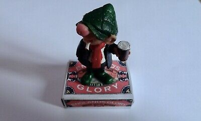 £12 • Buy Vintage Andy Capp  Figure   Standing On Vintage   BOX ENGLANDS GLORY    MATCHES