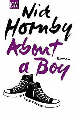 About A Boy By Hornby, Nick Book The Cheap Fast Free Post • 5.99£