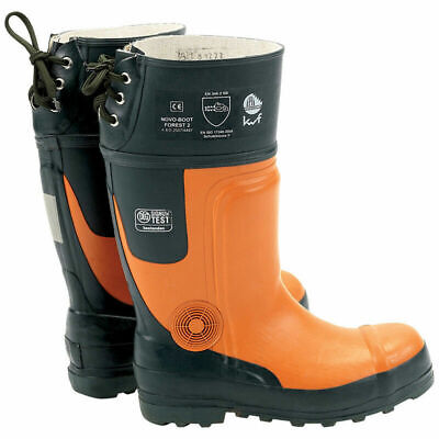 Draper Size 10 Uk  44 Eur Chainsaw Safety Boots, Genuine Stockist 12066 • 100£