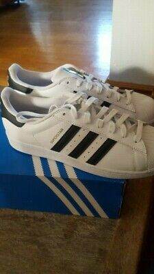 $ CDN60 • Buy *NEW* Adidas Originals Superstar Men's Athletic Sneakers White Shell Toe Shoes
