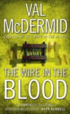 £3.47 • Buy The Wire In The Blood By Val McDermid (Paperback / Softback) Fast And FREE P & P