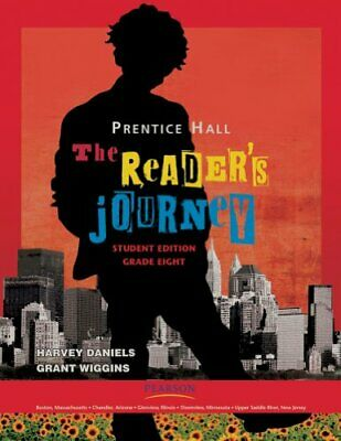 $4.25 • Buy Prentice Hall  The Reader S Journey  Student Work Text  Grade 8