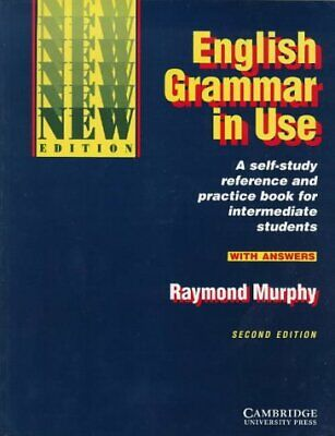 £4.85 • Buy English Grammar In Use With Answers  Reference And Practice For Inter