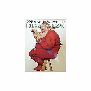 $ CDN5.83 • Buy Norman Rockwell S Christmas Book   Carols  Stories  Poems  Recollecti