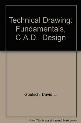 Technical Drawing  Fundamentals  CAD  Design • 3.96£