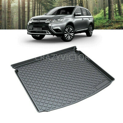 AU39.95 • Buy Cargo Trunk Rubber Mat Boot Liner For Mitsubishi Outlander 2012-2020 ZJ ZK ZL