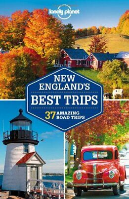 £3.19 • Buy Lonely Planet New England S Best Trips  Travel Guide