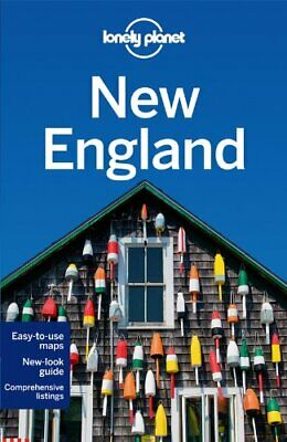 £3.19 • Buy Lonely Planet New England  Travel Guide