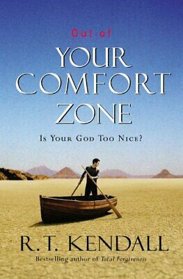 $ CDN5.02 • Buy B005Q6JX6A Out Of Your Comfort Zone  Is Your God Too Nice