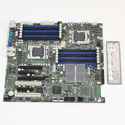 $ CDN87.47 • Buy Supermicro X8DTI-F Rev 1.02 Dual Xeon Socket LGA1366 E-ATX Motherboard