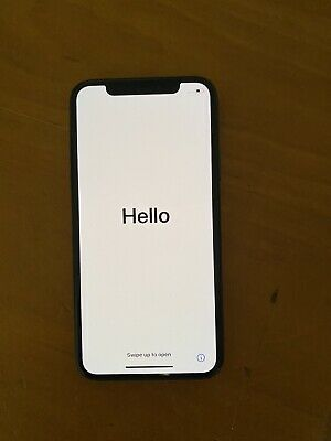 AU400 • Buy Apple IPhone X - 64GB - Space Grey (Unlocked) A1865 (CDMA + GSM) (AU Stock)