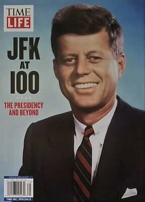 Time Life Special Magazine Jfk At 100 The Presidency & Beyond 2017 Free Shipping • 9.55£