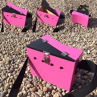 Ferret Bow Back Carry Box Lightweight Poachers Style Small Single Painted • 27£