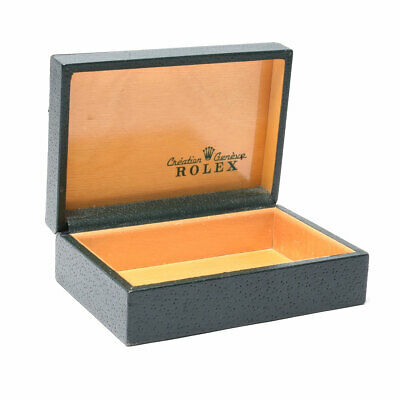 $ CDN129.74 • Buy Auth ROLEX Box For Watch Without Pillow 68.00.2 Vintage Used Ip1025