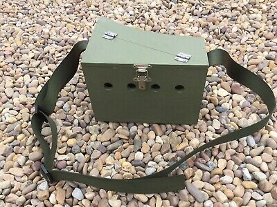 Ferret Bow Back Carry Box Lightweight Poachers Style Small Single Painted • 30£